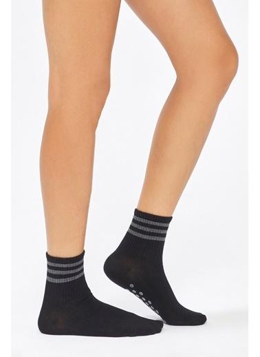 Penti Act Cool Soket Çorap Siyah